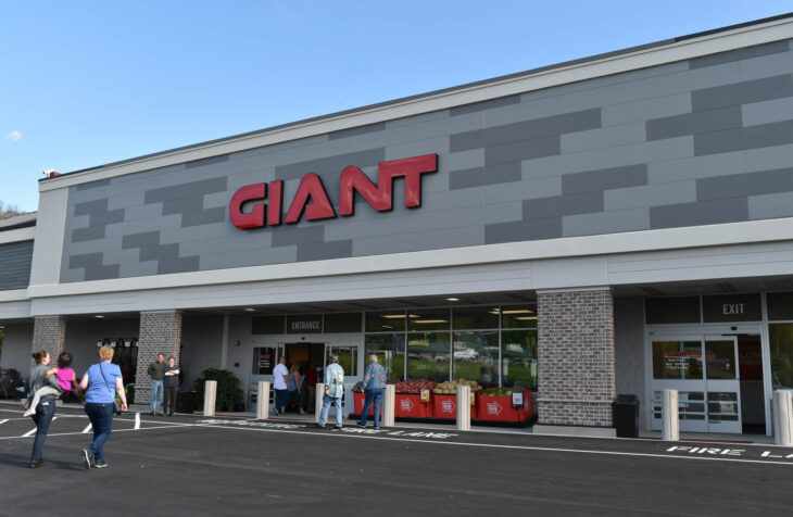 Official Giant Food Survey